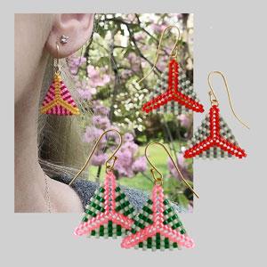 plexiglas kugle smykke